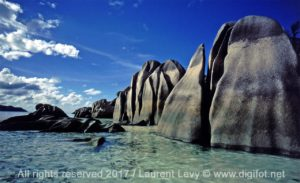 Anse Source d'Argent - La Digue, Seychelles | all rights reserved 2017 © www.digifot.net